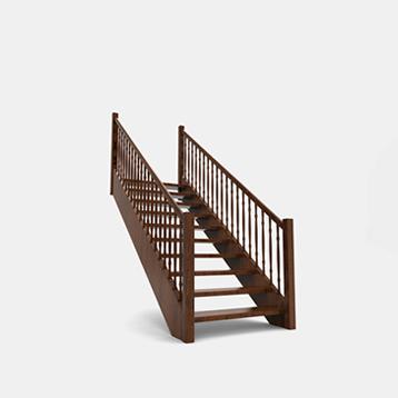 schody valašsko, výroba kvalitních schodů